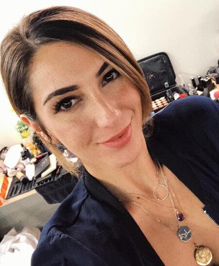 Hochsteckfrisuren by Balmain Hair mit Yas Hosseini ein bergrath Event